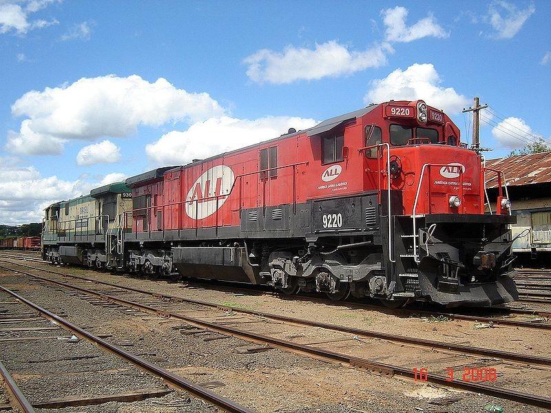 As Locomotivas Ge C30 7 Prado Trens Mania