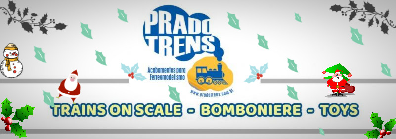 Prado Trens Mania