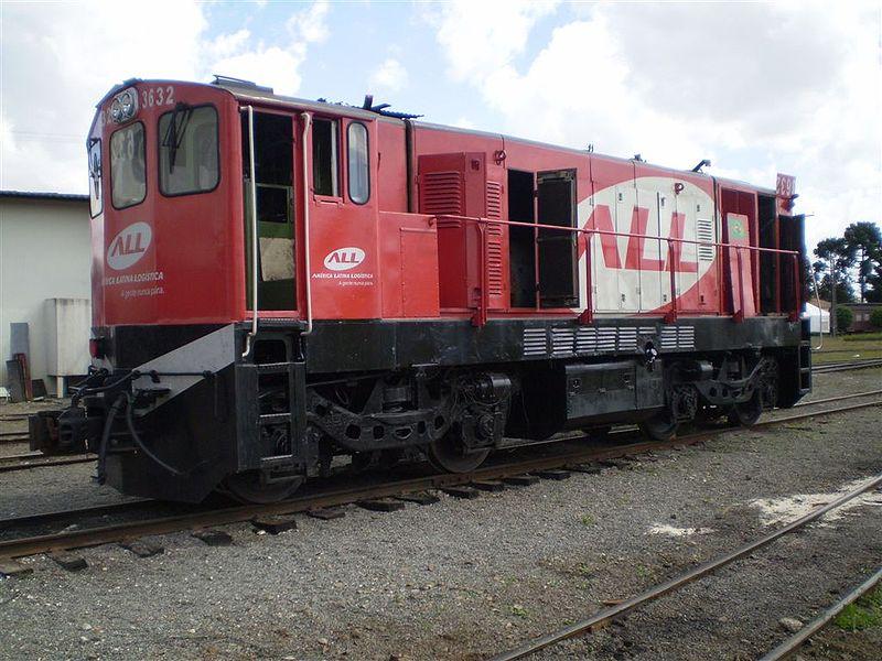 locomotiva GL8